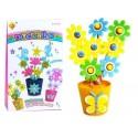 Kreatywny zestaw zrób wazon - Kwiaty