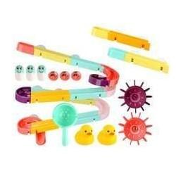 Zabawka do kąpieli Tor zjeżdżalnia dla kaczek