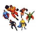 Zestaw zrób sam MAGNESY Superbohaterowie