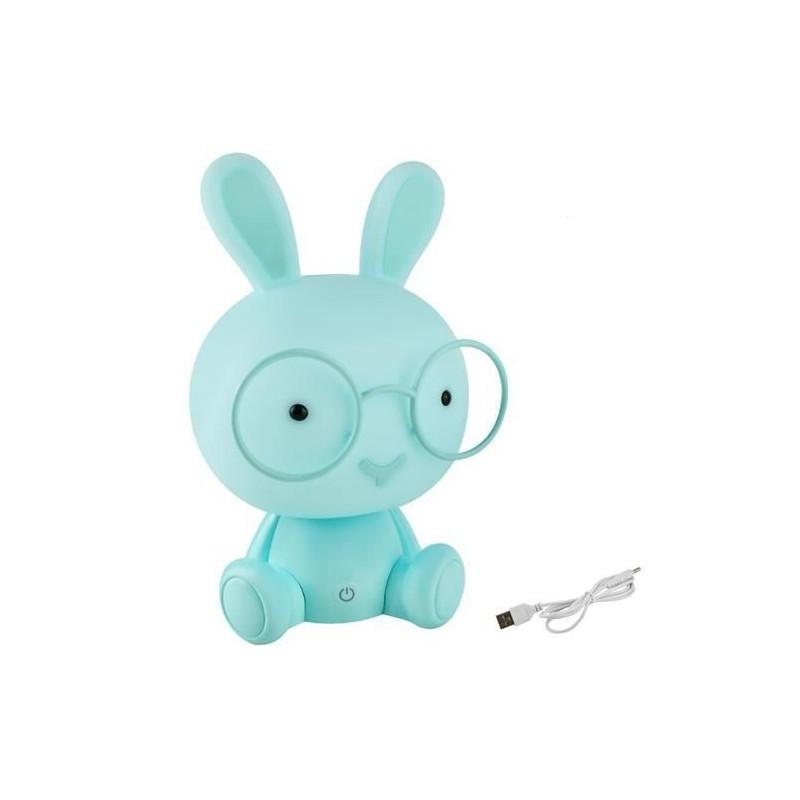 Lampka nocna dla dziecka - królik