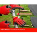 Trampolina ogrodowa SKYFLYER RING 2w1 244cm 8FT