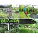 Trampolina ogrodowa SKYFLYER RING 2w1 487cm 16FT