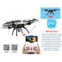 Dron Syma X8W 2.4GHz WIFI PODGLĄD NA ŻYWO
