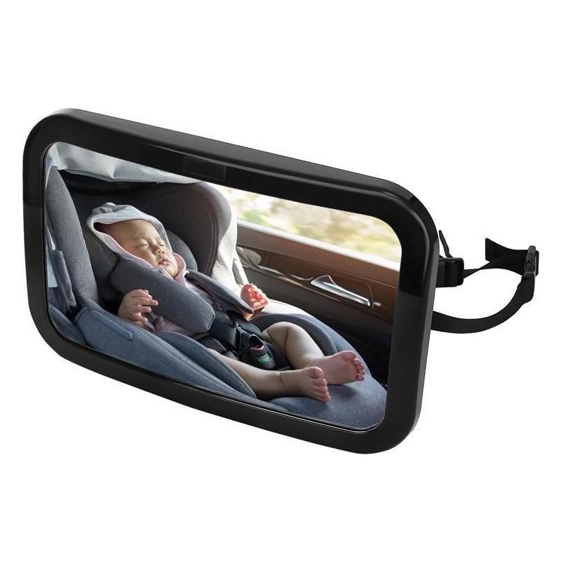Lusterko do obserwacji dziecka w samochodzie