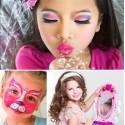 Zestaw do robienia makijażu dla dzieci