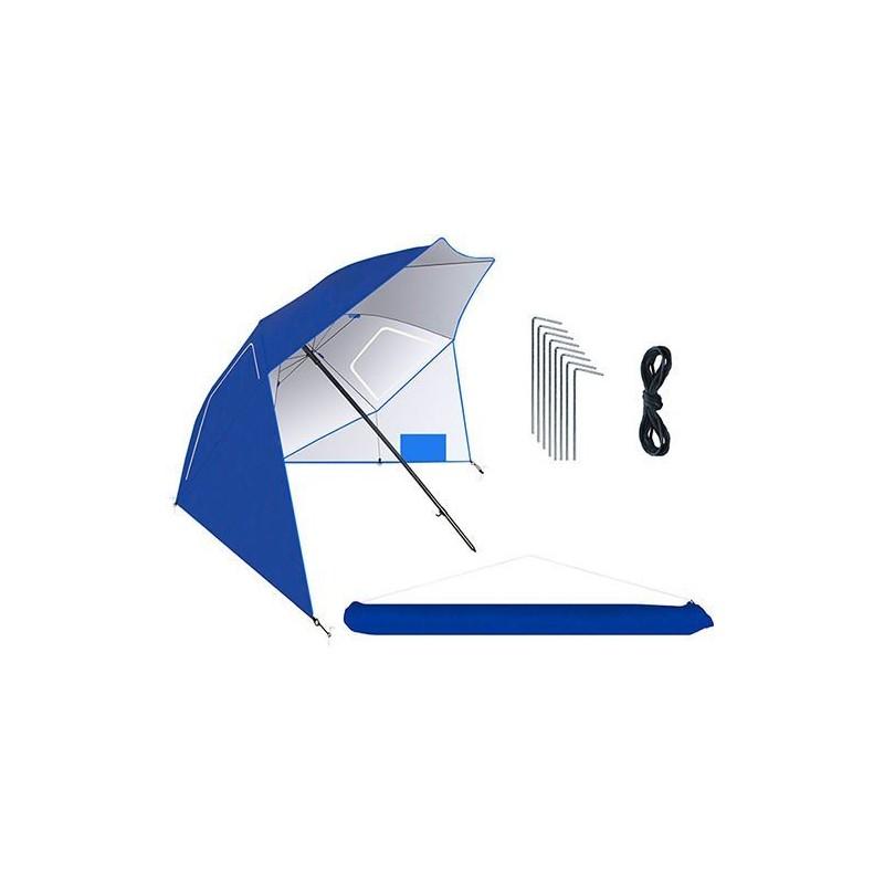 Parasol plażowy leżący 260cm