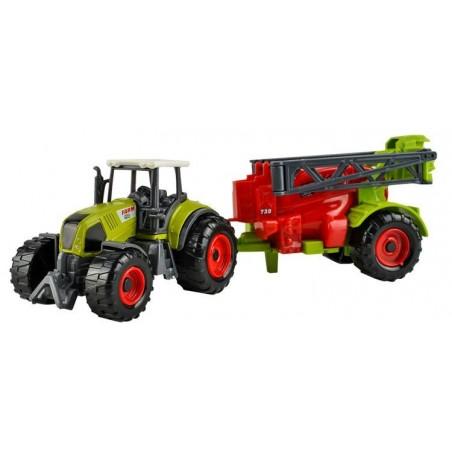 Farma - zestaw maszyn rolniczych 6szt