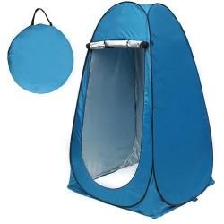 Prysznic turystyczny - przebieralnia - namiot
