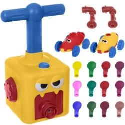 Pompka zabawka - Wysadzanie balonów