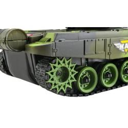 Czołg sterowany - Bitwa czołgów