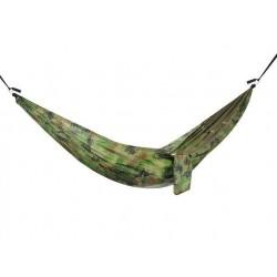Hamak turystyczny z moskitierą Army 260x140cm