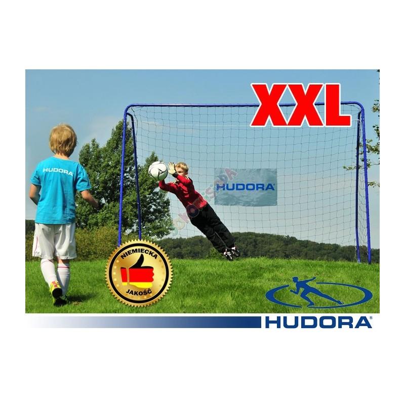 Hudora Bramka piłkarska XXL 300 x 205 x120cm