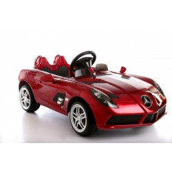 Pojazd LAKIEROWANY na akumulator Mercedes 300 SLR McLaren