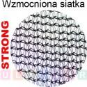 TRAMPOLINA 305 cm 10ft Drabinka + Pokrowiec + Ring