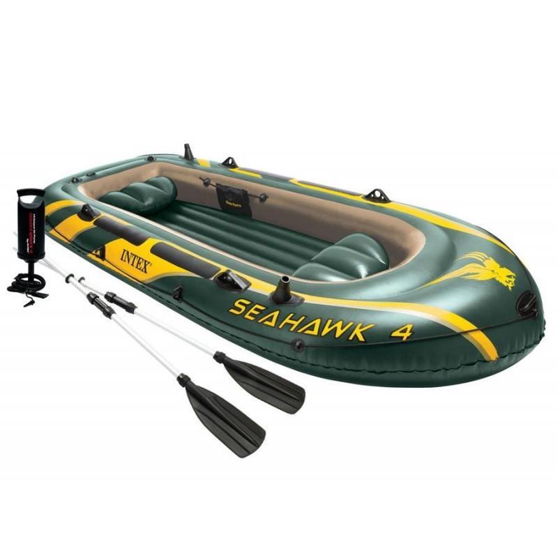 Ponton SEAHAWK 4 INTEX 4-osobowy do 400kg