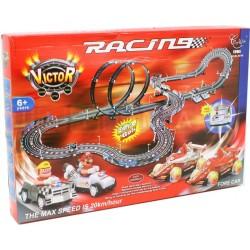 Tor wyścigowy: 678 cm + 4 autka
