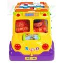 Edukacyjny MULTIFUNKCYJNY autobusik