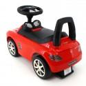 Jeździk - samochód Mercedes SLS - licencja
