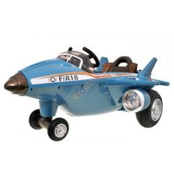 Jeżdżacy Samolot na akumulator dla pilota