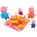 Bajkowy kamper Świnki Peppy PEPPA piknik