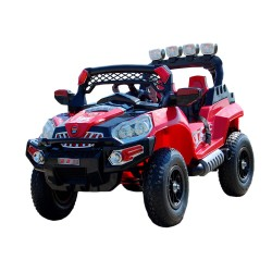 Masywny Mega Mocny SUV GINNASIO Pompowane Koła