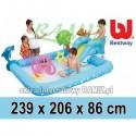 Basen wodny PLAC ZABAW zjeżdżalnia BESTWAY 53052