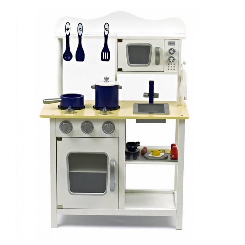 Drewniana Kuchnia Dla Dzieci CLASSIC