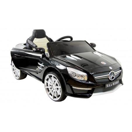 Mercedes SL 63 AMG z Amortyzatorami, miękkie koła, siedzenie ze skóry, lakier