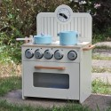 Drewniana Kuchnia Dla Dzieci MINI - ZESTAW NOWOŚĆ