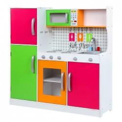 Drewniana Kuchnia Dla Dzieci TOLA - Bardzo duża !