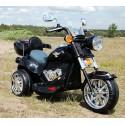 Motor Chopper z Oparciem i Dźwiękami C119