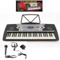 Keyboard,Ogany MK-2061 + Słuchawki