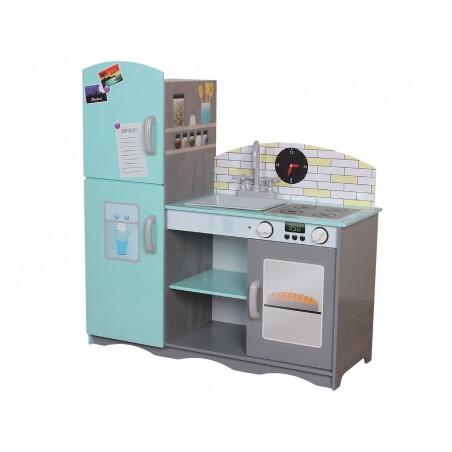 Duża Drewniana Kuchnia dla Dzieci EcoToys