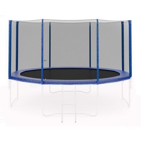 Siatka zewnętrzna do trampoliny 16ft 487cm 6 słupków