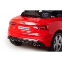 Pojazd na Akumulator Audi S5 Cabriolet