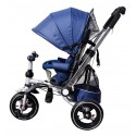 Wózek Rowerek Bemi-Trike Składany Pompowane Koła