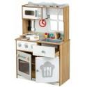 Drewniana Kuchnia dla Dzieci 92cm Eco