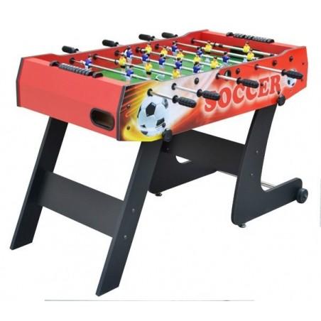Profesjonalne Piłkarzyki - Zestaw Soccer - Teleskopy - Stół Piłkarski Składany