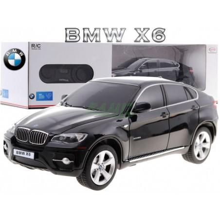 BMW X6 RC FIRMY RASTAR NA LICENCJI 1:24
