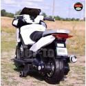 Super Szybki Motor Ścigacz HZB118, Miękkie Koła, Gaz w Rączce