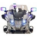 Pojazd Motor BMW Policja
