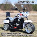 Motor Chopper na akumulator