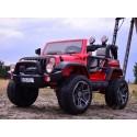 Jeep PERFECT 002 Exclusive 4x4, Wolny Start Miękkie Koła, HP-002 Lakier