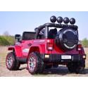 Jeep FULLTIME, Napęd 4X4 Miękkie Koła Exclusive 7588 Lakier