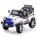 Jeep SUNSHINE Napęd 4X4 2x12V Miękkie Koła Exclusive 2388