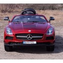Mercedes SLS AMG GT z amortyzatorami- MP4 SX-128