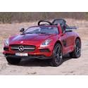 Mercedes SLS AMG GT z amortyzatorami- MP4 SX-128 Lakier