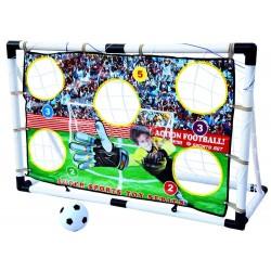 Bramka Piłkarska dla Dziecka + ścianka celności