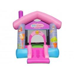 Zamek Dmuchany HappyHop Princess Domek Księżniczki