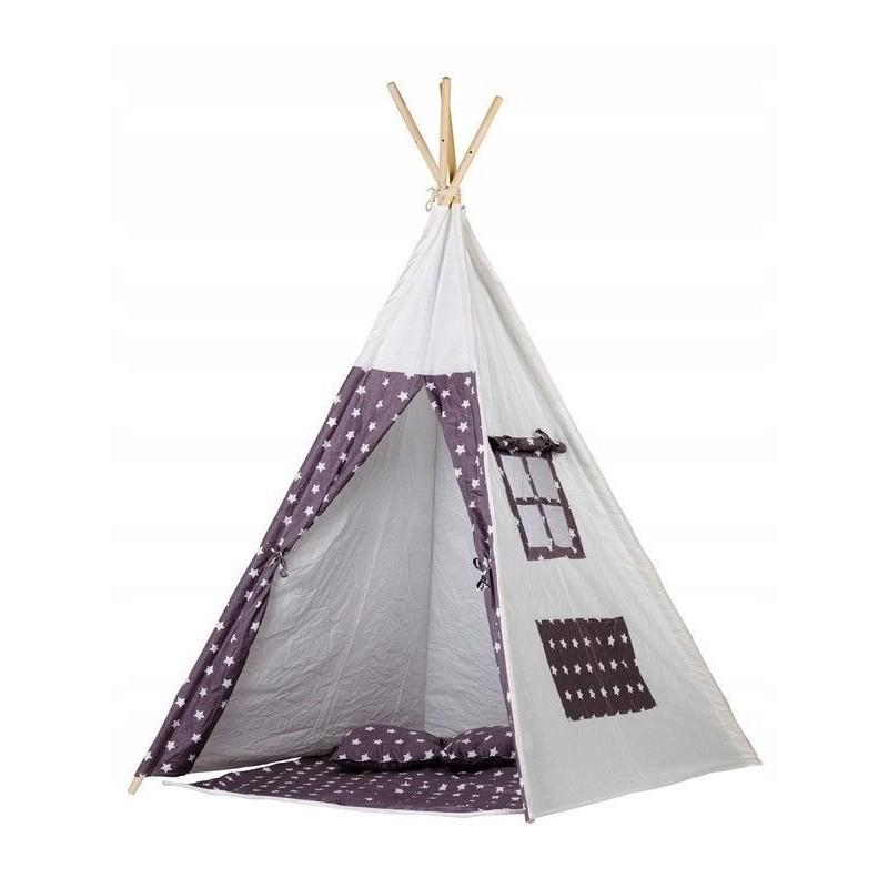 """Namiot dla dziecka tipi wigwam """"Noc Polarna"""""""